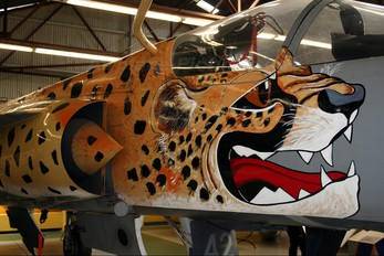342 - South Africa - Air Force Museum Atlas (Denel) Cheetah C