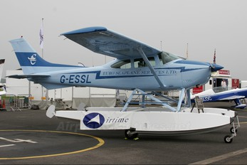 G-ESSL - Euro Seaplane Services Cessna 182 Skylane (all models except RG)