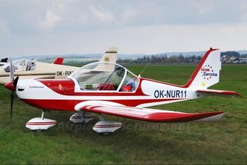 OK-NUR11 - Private Evektor-Aerotechnik EV-97 Eurostar