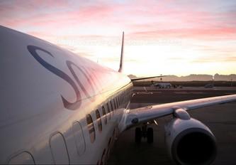 ZS-SJC - South African Airways Boeing 737-800