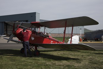 G-AAWO - Private de Havilland DH. 60G Gipsy Moth