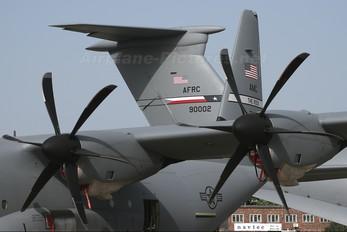 07-4636 - USA - Air Force Lockheed C-130J Hercules