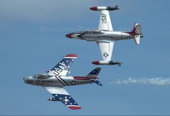 NX86FR - Private North American F-86 Sabre