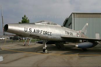 54-2091 - USA - Air Force North American F-100 Super Sabre