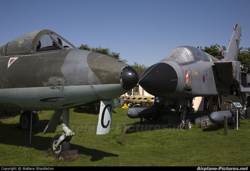 Royal Air Force WT660 aircraft at Inverness