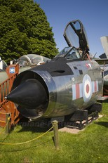 XM169 - Royal Air Force English Electric Lightning F.1