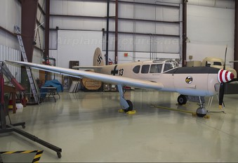 N2144S - Private Nord 1101 Noralpha