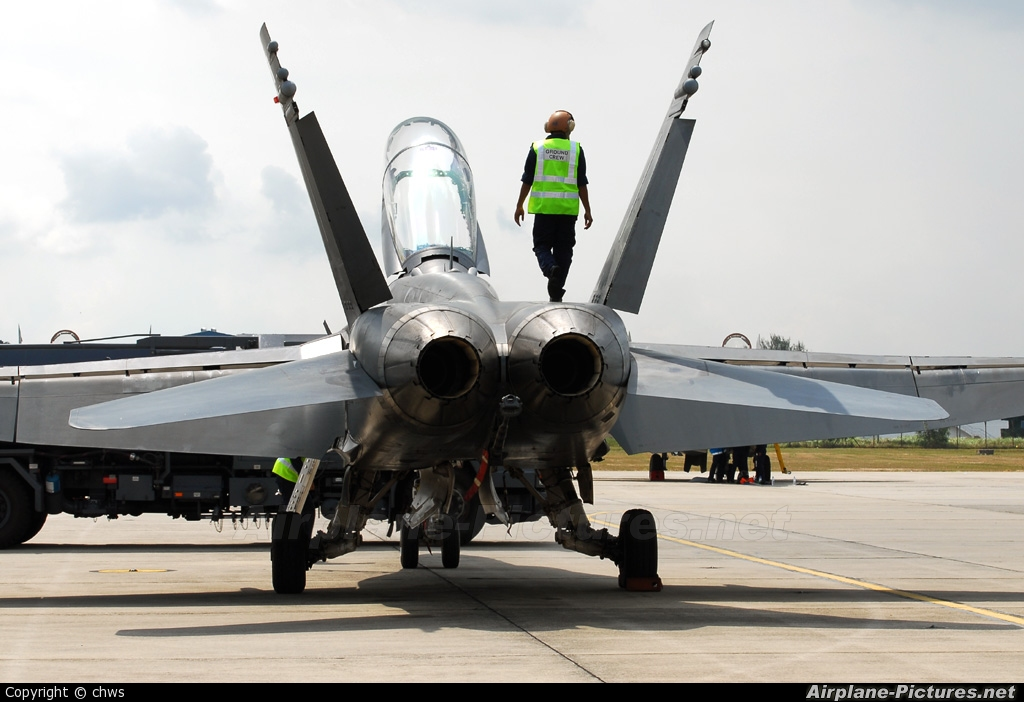 Malaysia - Air Force - aircraft at Subang - Sultan Abdul Aziz Shah