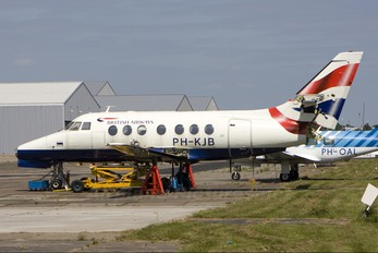 PH-KJB - Base Airlines Scottish Aviation Jetstream 31