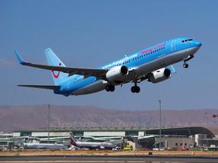 D-AHFN - Hapagfly Boeing 737-800