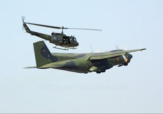 50+69 - Germany - Air Force Transall C-160D