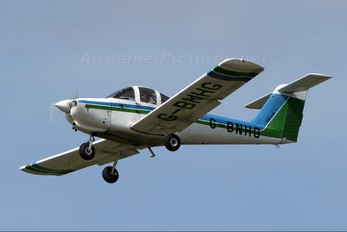 G-BNHG - Highland Flying Club Piper PA-38 Tomahawk