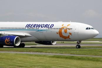 EC-KCP - Iberworld Airbus A330-300