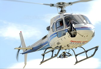I-MATJ - Italy - Protezione civile Aerospatiale AS350 Ecureuil / Squirrel