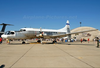 N793VS - Private Convair C-131 Samaritan