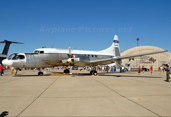 N793VS - Private Convair C-131 Samaritan