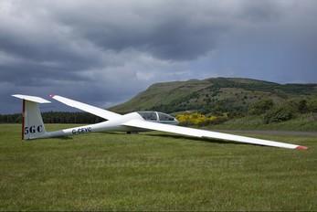 G-CYEC - Scottish Gliding Union Glaser-Dirks DG-500 Elan Orion