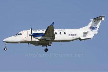D-CBSF - AvantiAir Beechcraft 1900D Airliner