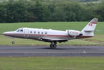 C-GTDO - Private Gulfstream Aerospace G100