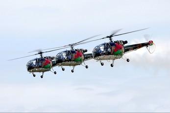 - - Portugal - Air Force Sud Aviation SA-316 Alouette III