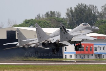 M43-06 - Malaysia - Air Force Mikoyan-Gurevich MiG-29N