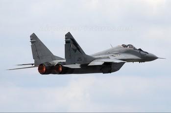 M43-09 - Malaysia - Air Force Mikoyan-Gurevich MiG-29N