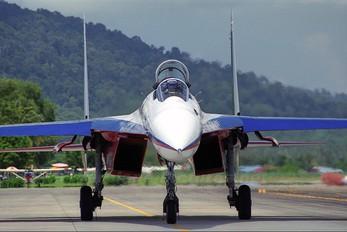 598 - Russia - Air Force Sukhoi Su-27