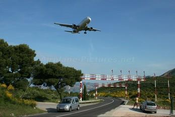 9A-CTA - Croatia Airlines Airbus A320