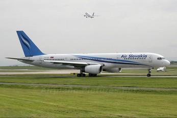 OM-ASB - Air Slovakia Boeing 757-200