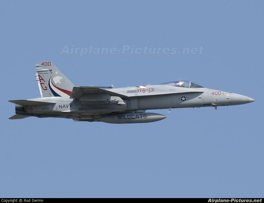 USA - Navy 165208 aircraft at Oceana NAS