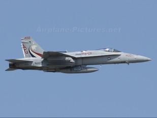 165208 - USA - Navy McDonnell Douglas F/A-18C Hornet