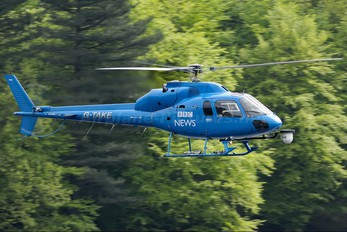 G-TAKE - Arena Aviation Aerospatiale AS355 Ecureuil 2 / Twin Squirrel 2