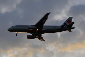 VH-JQH - Jetstar Asia Airbus A320