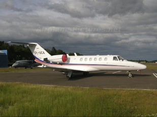 OY-UCA - Air Alsie Cessna 525 CitationJet