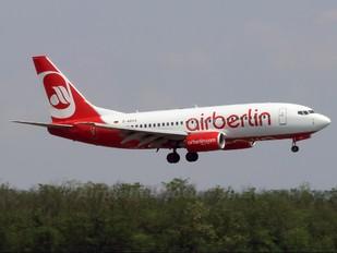D-ABAA - Air Berlin Boeing 737-700