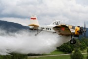 SP-ZWX - Private PZL M-18 Dromader aircraft