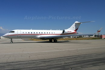 N613WF - Westfield Aviation Bombardier BD-700 Global Express