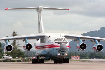 - - IIyushin Aircraft Corporation Ilyushin Il-76 (all models)