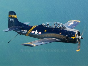 N528TC - Private North American T-28C Trojan