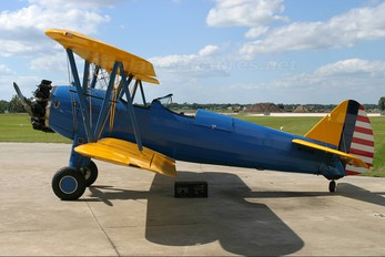 N79466 - Private Boeing Stearman, Kaydet (all models)