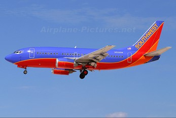 N509SW - Southwest Airlines Boeing 737-500