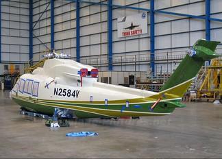 N2584V - Air Harrods Sikorsky S-76