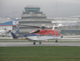 G-CHCK - CHC Scotia Sikorsky S-92