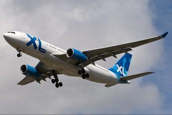 F-GSEU - XL Airways France Airbus A330-200