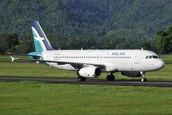 9V-SLF - SilkAir Airbus A320