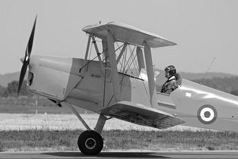 D-EFTN - Private de Havilland DH. 82 Tiger Moth