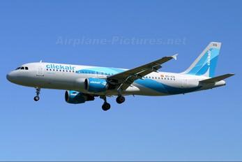 EC-ICQ - Clickair Airbus A320