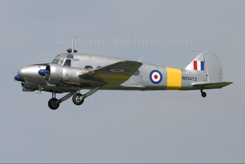 G-VROE - Air Atlantique Avro 652 Anson (all variants)