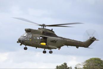 XW210 - Royal Air Force Westland Puma HC.1