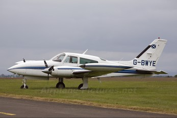 G-BWYE - ACS Aviation Cessna 310
